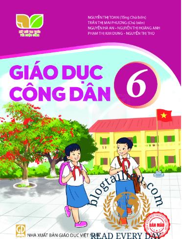 Sách giáo khoa Giáo dục công dân 6 Kết nối tri thức với cuộc sống