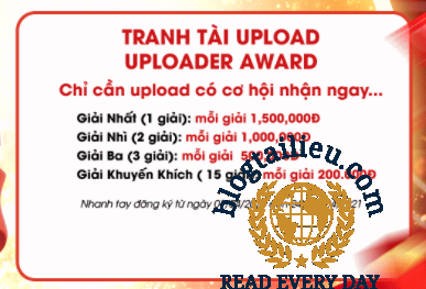[Fshare Upload Award tháng 04]