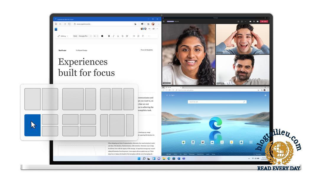 Điểm mới của bản update windows 11 là gì? xu hướng update windows 11 từ windows 10?