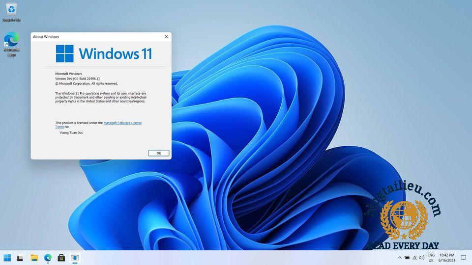 Cài , download, tải xuống WINDOWS 11