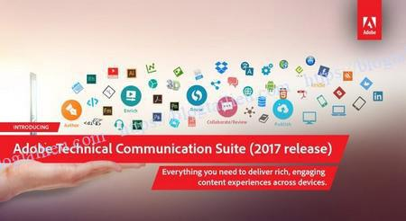 Download Adobe Technical Communication Suite 2017 Multilingual free key full crack