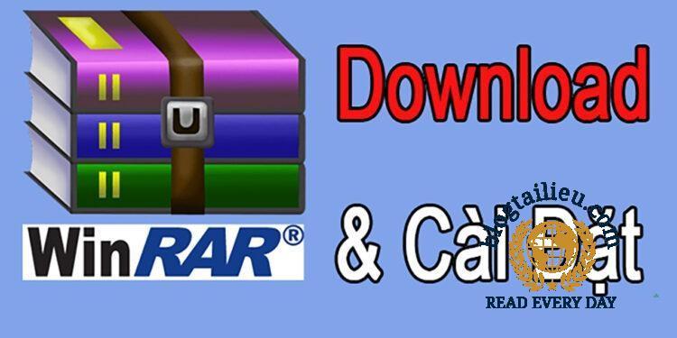 Download tải WinRAR 6.02 full mới nhất miễn phí vĩnh viễn