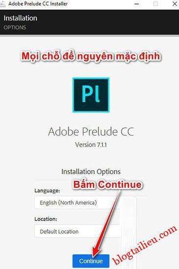Download Adobe Prelude CC 2018 Free Full vĩnh viễn mới nhất