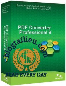 Nuance PDF Converter Professional 8.10.6267 / 4.0 macOS