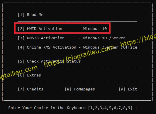 Download MAS 1.4 – Tool Active Windows & Office Mọi Phiên Bản