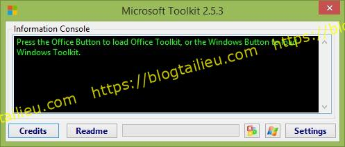 Download Microsoft Toolkit 2.7.1-2021 – Active all Win,Office full
