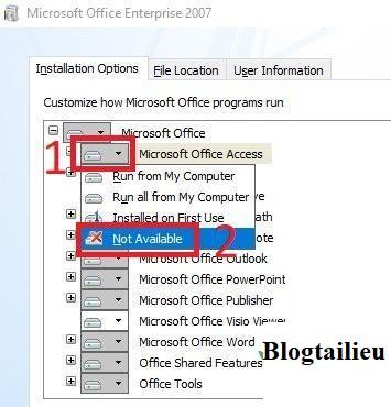 Hướng dẫn Download Office 2007 Full key – Hướng dẫn cài đặt vĩnh viễn